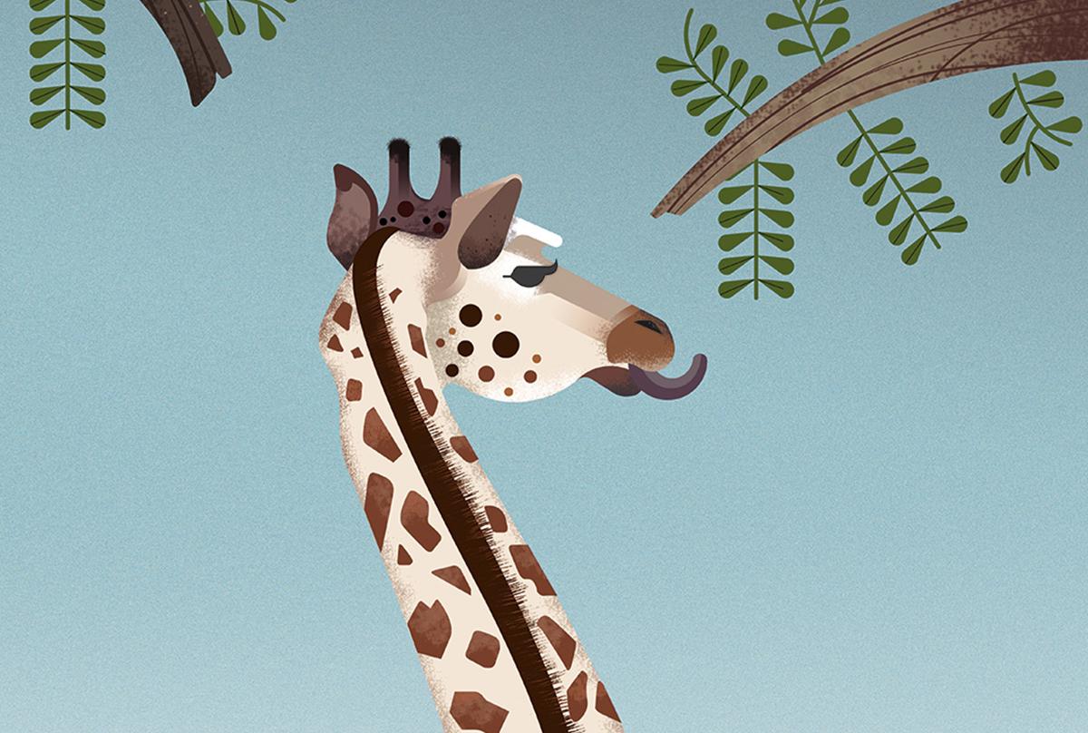 Gelpi Design animals illustration