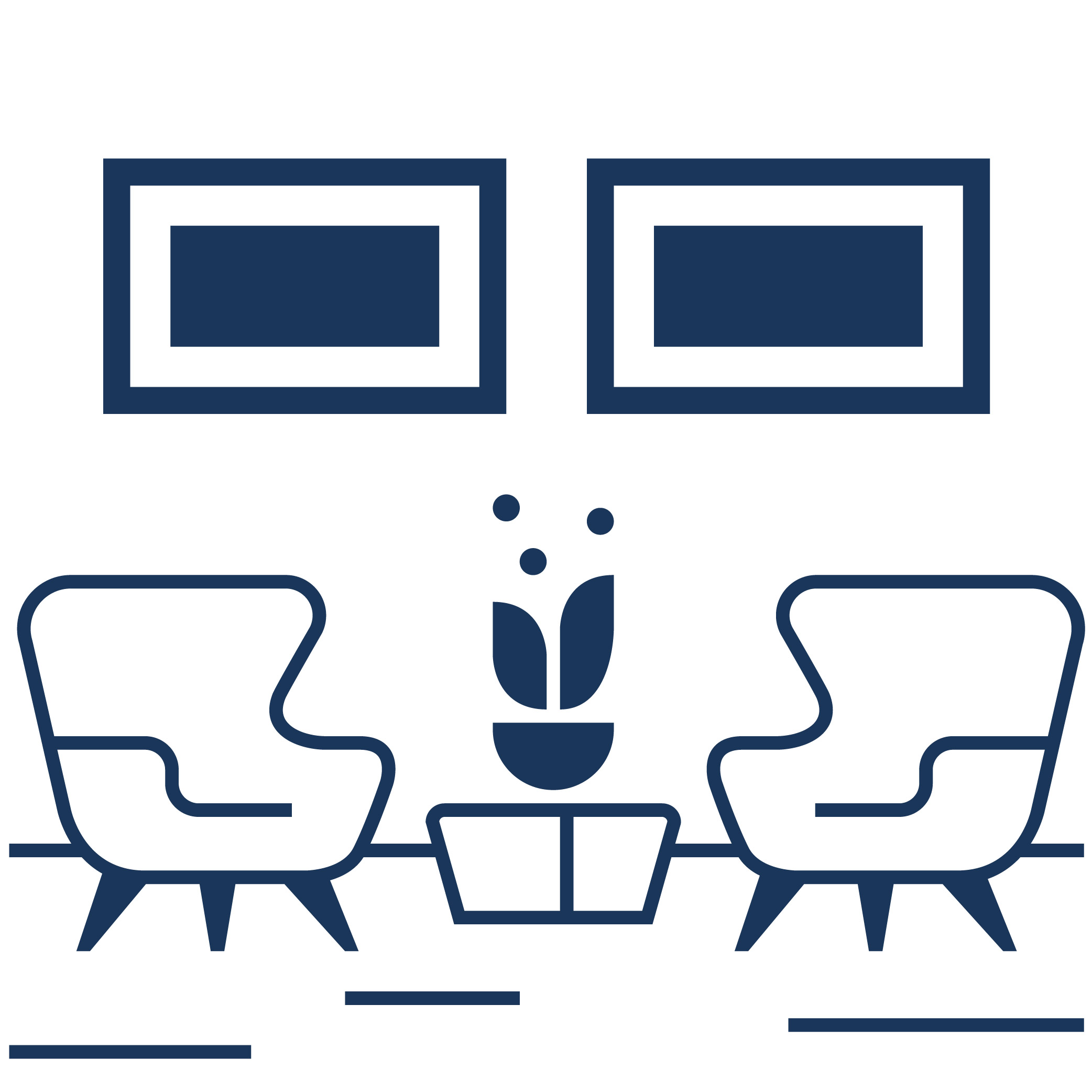 Gelpi Design Icons set design for Five by Five agency